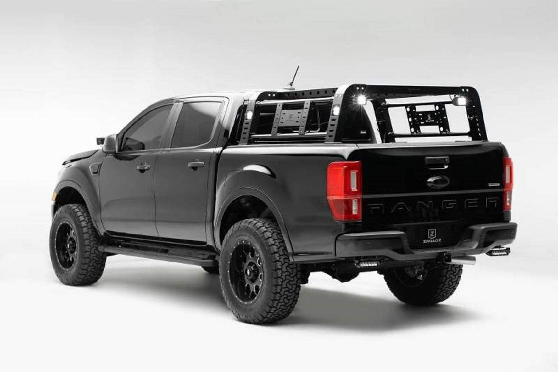 Special Campaign ZROADZ 2019-2020 Compatible Baltimore Mall With Ford Rear Bumper Ranger Bra LED