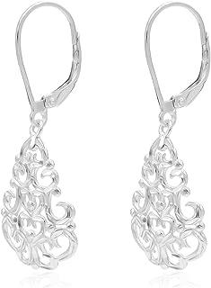 river island mens earrings