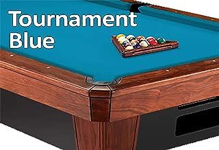 Simonis Cloth 860 Pool Table Cloth, Tournament Blue, 9ft