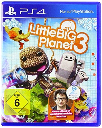 Little Big Planet 3 - [PlayStation 4]