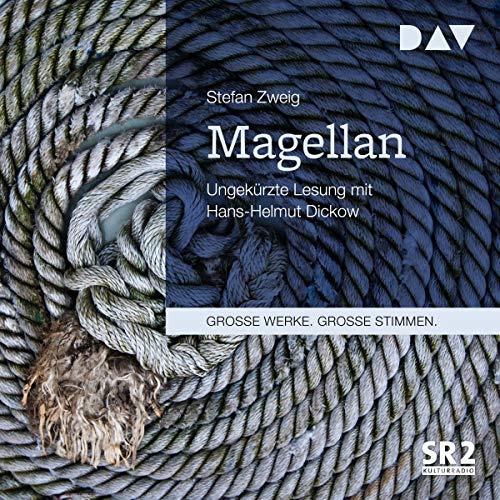 Magellan audiobook cover art