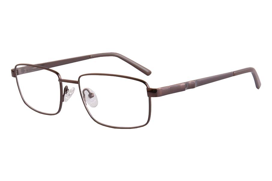 SHINU Mens Ultra Light Titanium Frame Blue Light Blocking Computer Myopia Glasses for Shortsighted Eyes-82014