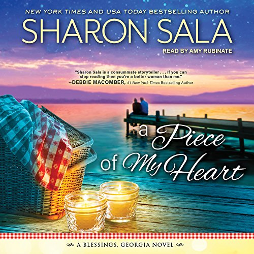 A Piece of My Heart audiobook cover art