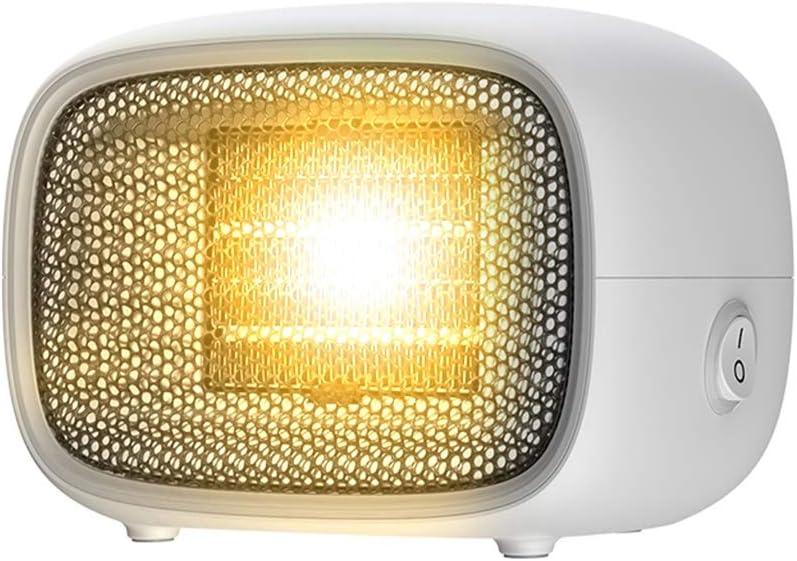 LSZ Calefactores Calentador Pequeño pie Caliente Artefacto aparatos de calefacción de Mano Caliente pequeño Sol Inicio Invierno Pequeño Ahorro de energía del Ventilador eléctrico for Oficina Negro