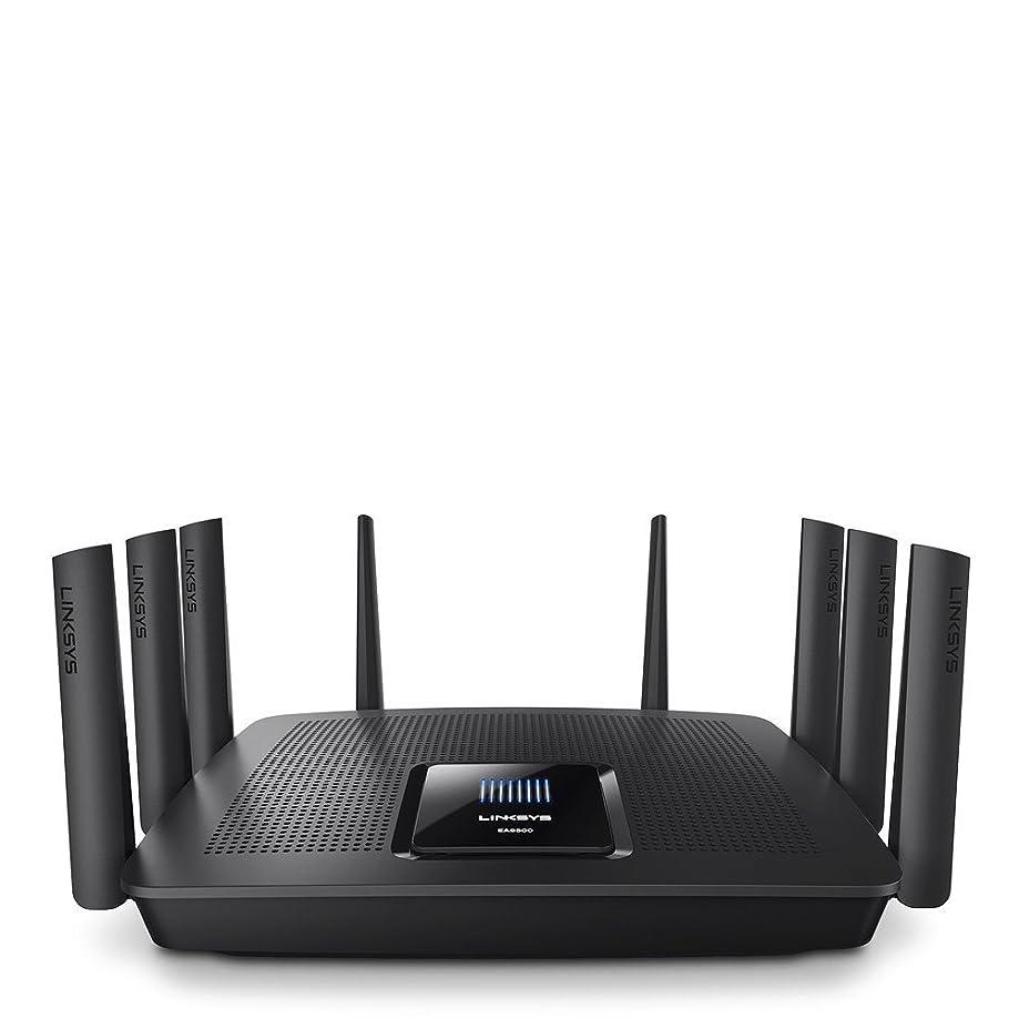 Linksys EA9400 Max-Stream AC5000 MU-MIMO Wi-Fi Tri-Band Gigabit Router