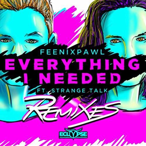 Feenixpawl feat. Strange Talk