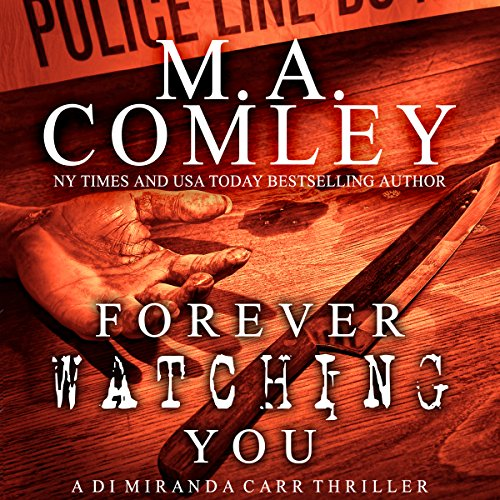 Forever Watching You audiobook cover art