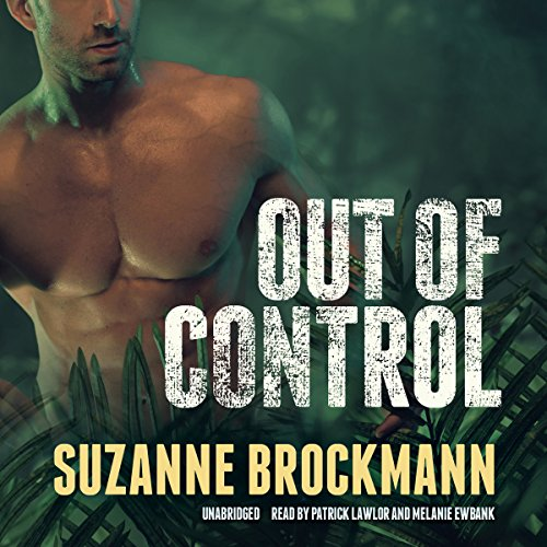 Out of Control audiobook cover art