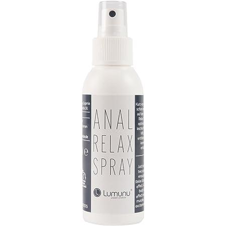Push Relax Anal Spray