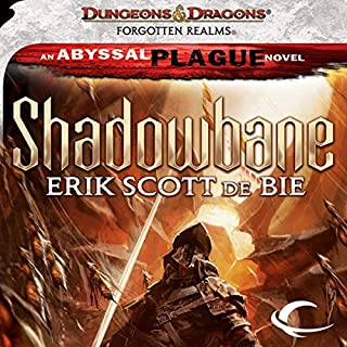 Shadowbane: Eye of Justice cover art