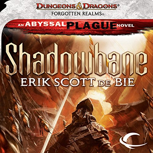 Shadowbane: Eye of Justice audiobook cover art