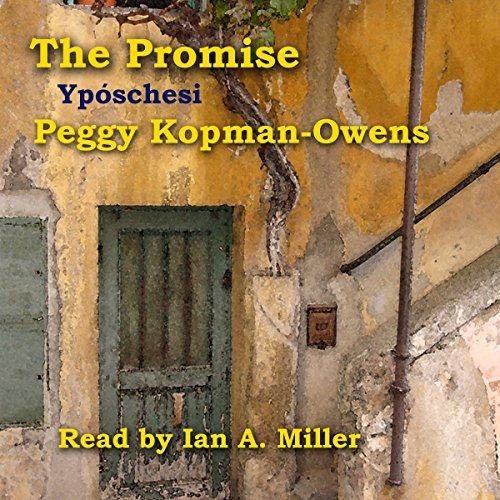 The Promise Yposchesi audiobook cover art