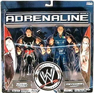 WWE Adrenaline Series 17 2-Pack The Mexicools Super Crazy & Psycosis