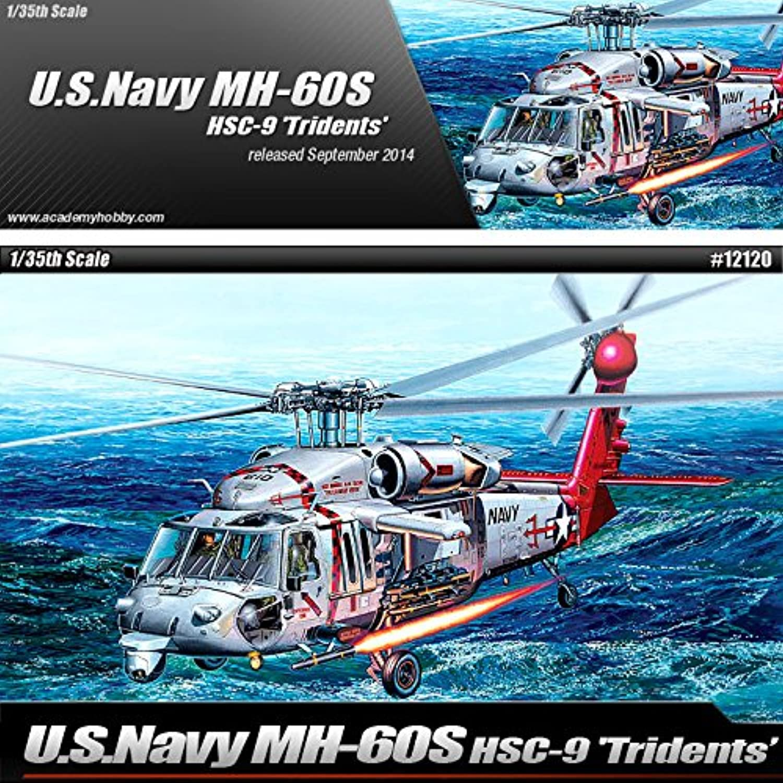 Academy Models 1 35 U.S.Navy MH60S HSC9 Tridents ACADEMY  12120