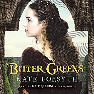 Bitter Greens audiobook cover art