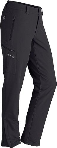 Marmot Scree Pantalon pour Femme Noir Taille 36