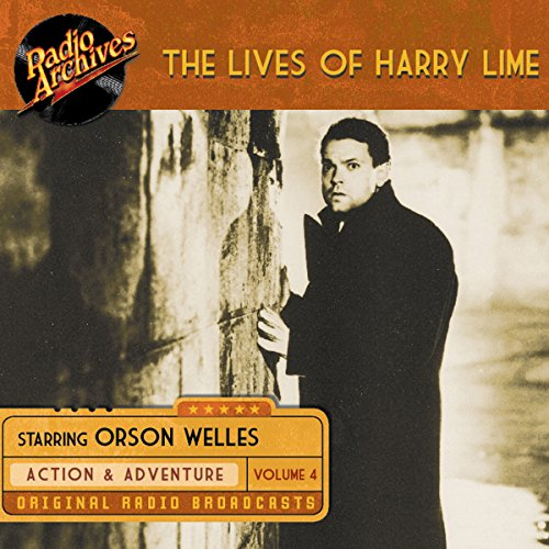The Lives of Harry Lime, Volume 4 Titelbild