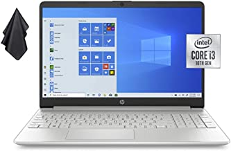 """$499 » 2021 Newest HP Pavilion 15.6"""" HD Non-Touch Laptop, Intel Dual-Core i3-1005G1 Up to 3.4GHz (Beats i5-7200u), 16GB DDR4 RAM,..."""