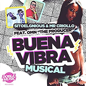 "La buena vibra musical (feat. OMN ""The Producer"")"