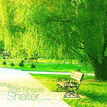 Tree shade shelter