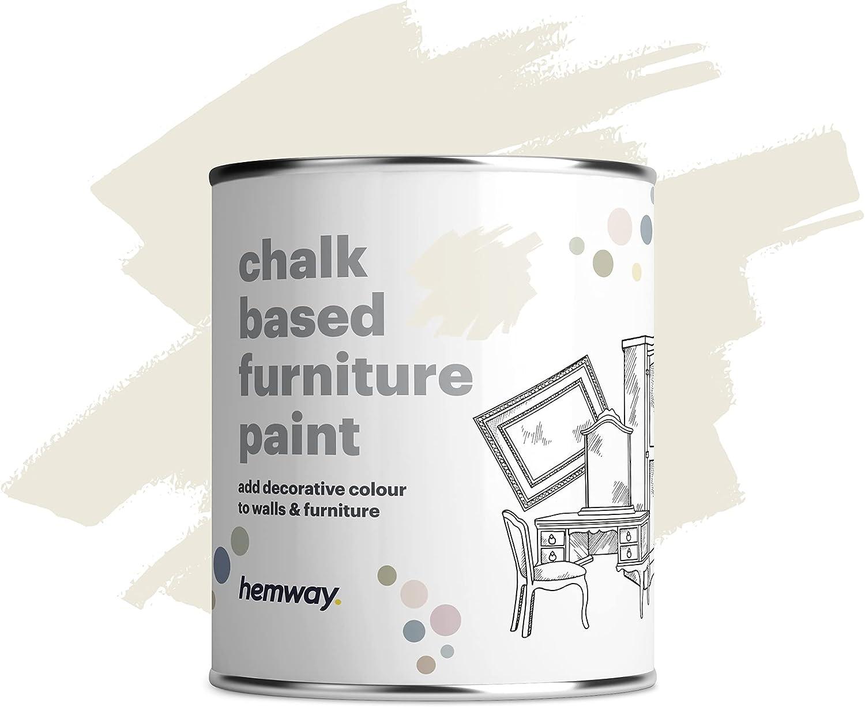 Hemway Corn White Industry No. 1 Chalk Based Furniture U Wall Matt famous Finish Paint