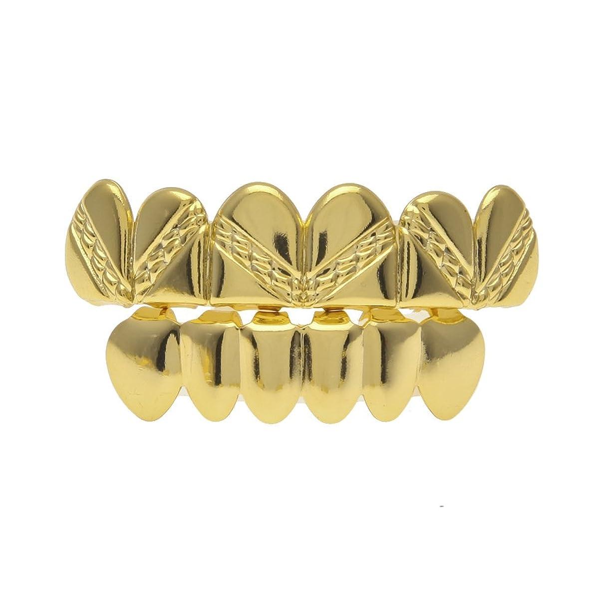 経済年次極貧ゴールドメッキブレースリアルゴールドメッキ光沢ツイルヒップホップモデル,Gold