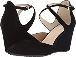 Lacey Wedge Ankle Strap 75mm