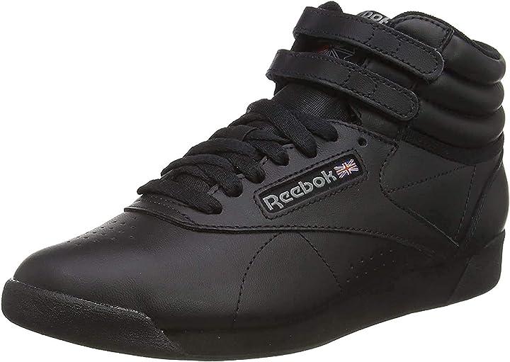 Reebok freestyle hi, scarpe da escursionismo donna FF125
