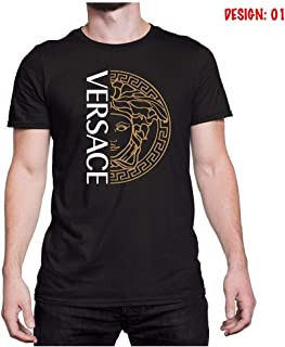 Versace Tshirt, Versace Shirt, Versace Shirt T-shirt For Men Women Ladies Kids, Versace Belt Logo Shirt Luxury Shirt Women's Men's Kid's Street, Fashion shirt vintage tshirt shirt 01