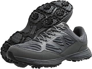 Zakey أحذية الجولف المضادة للماء الرجال المهنية أحذية الجولف الرياضية في الهواء الطلق تنفس المشي أحذية للرجال