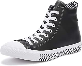 Converse Chuck Taylor All Star Mission-V Womens Black/White Hi Trainers
