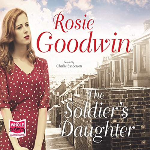The Soldier's Daughter audiobook cover art