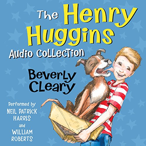 The Henry Huggins Audio Collection audiobook cover art