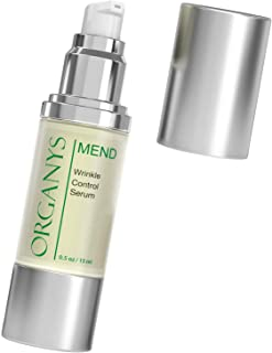 Organys Anti-Wrinkle Face & Eye Serum Smooths Skin