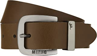 Mustang Herren Damen Unisex MUS066 40mm Gürtelbreite Länge 80 85 90 95 100 105cm