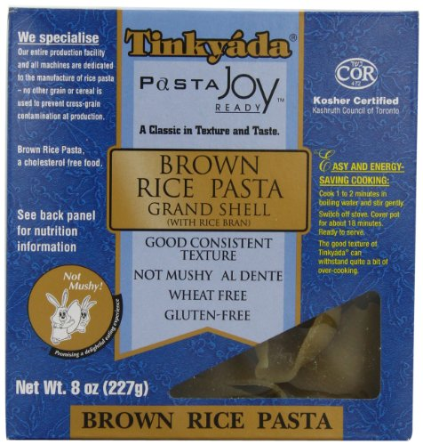 Best brown rice pasta grand shell for 2021