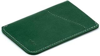 Tarjetero y Cartera de Piel Fina Bellroy Card Sleeve (Máx. 8 Tarjetas y Billetes) - Racing Green