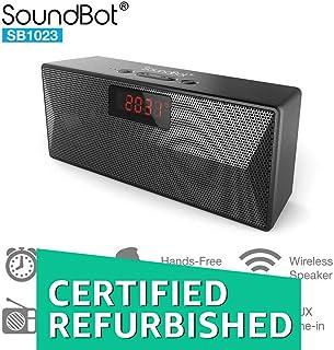 (Renewed) SoundBot SB1023 Bluetooth Speakers