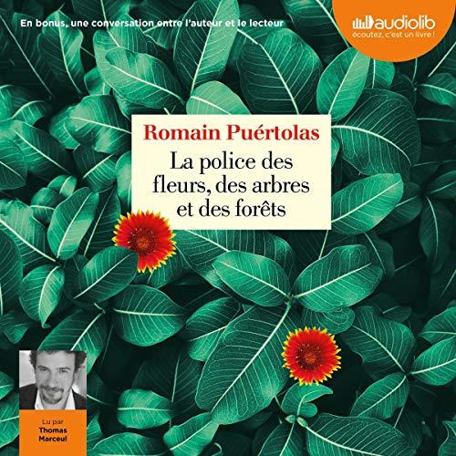 Couverture de La Police des fleurs, des arbres et des forêts