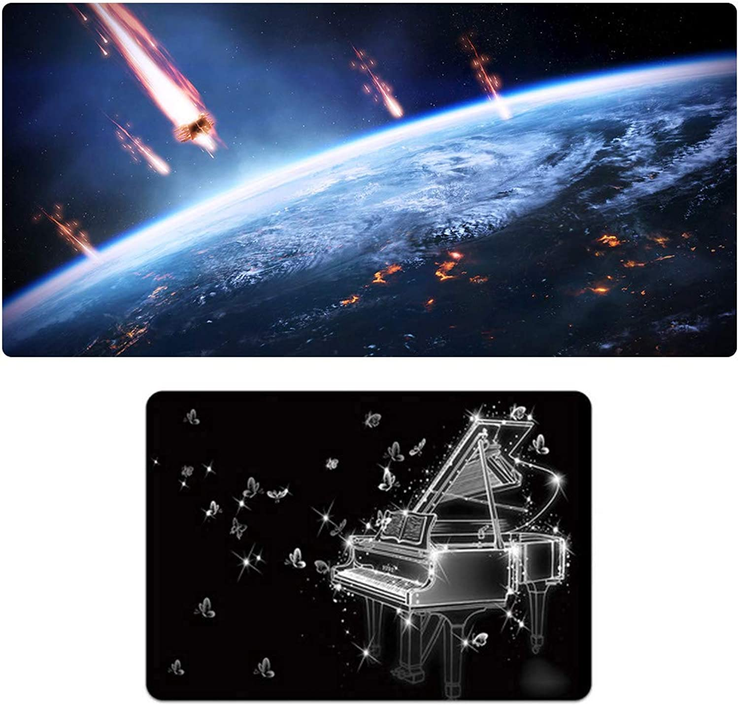 Super Mouse Pad + Small Game Mouse Pad Set, Esports Peripheral