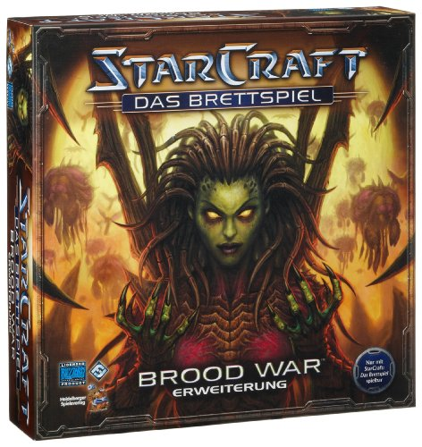 Heidelberger 190 - Starcraft: Brood War deutsche Ausgabe