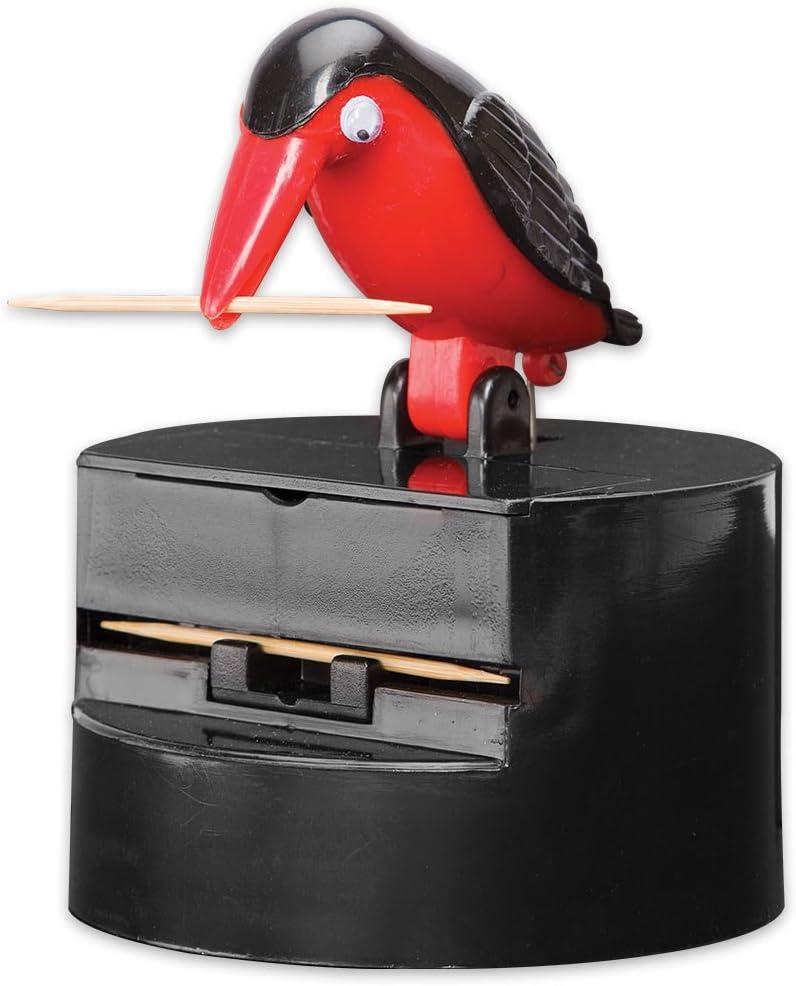 Popular quality assurance products Archie Mcphee Toothpick Dispenser Bird