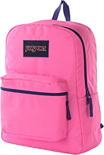 Jansport Overexposed Fluorescent Pink/Violet Purple T08W0CS