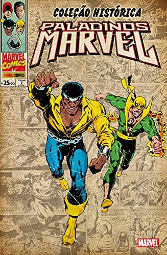 Coleção Histórica. Paladinos Marvel - Volume 2