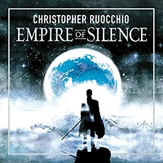 Empire of Silence                   By:                                                                                                                                 Christopher Ruocchio                               Narrated by:                                                                                                                                 John Lee                      Length: 25 hrs and 58 mins     11 ratings     Overall 4.4
