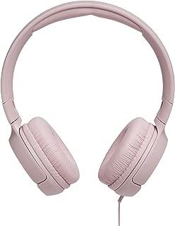 JBL, On-Ear Headphone In-Ear Headphone with One-Button Remote/Mic, JBLT500PIKAM