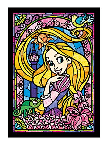 Vidrieras Art 266 piezas Disney Rapunzel manchado DSG-266-748 firmemente (jap?n importaci?n)