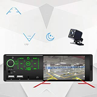 COODIO 4.1 Inch Touch Screen Dual USB Car Bluetooth MP5 Player Card Radio Host Colorful with Camera Special Electronic Acc...