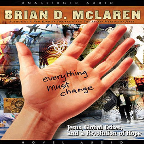 Everything Must Change audiobook cover art