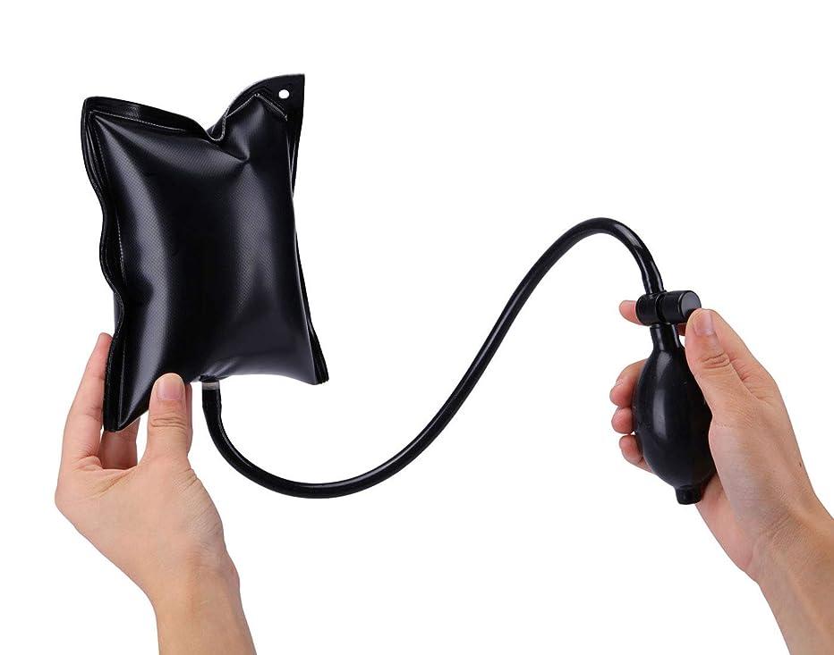 Air Wedge Alignment Inflatable Shim Tool, Air Shim Inflatable Pry Bar Tools, Leveling Tool, Alignment Pump Wedge (1 Piece)